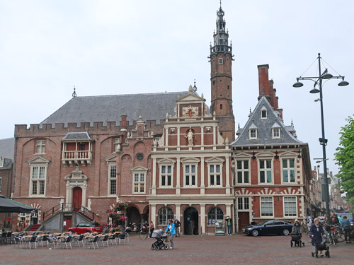 Haarlem Holland Tourist Attractions