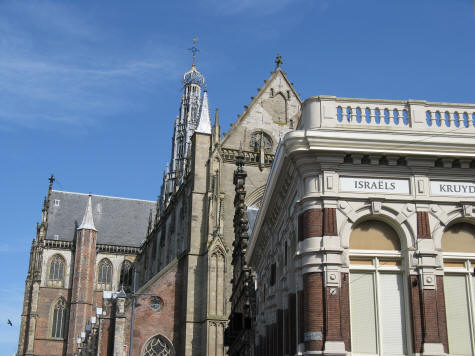 Weather in Haarlem Holland