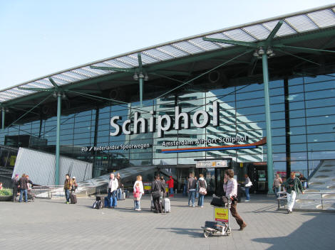 Hotels Near Amsterdam Airport