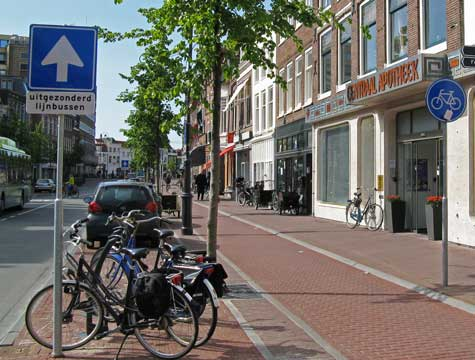 Haarlem Transportation